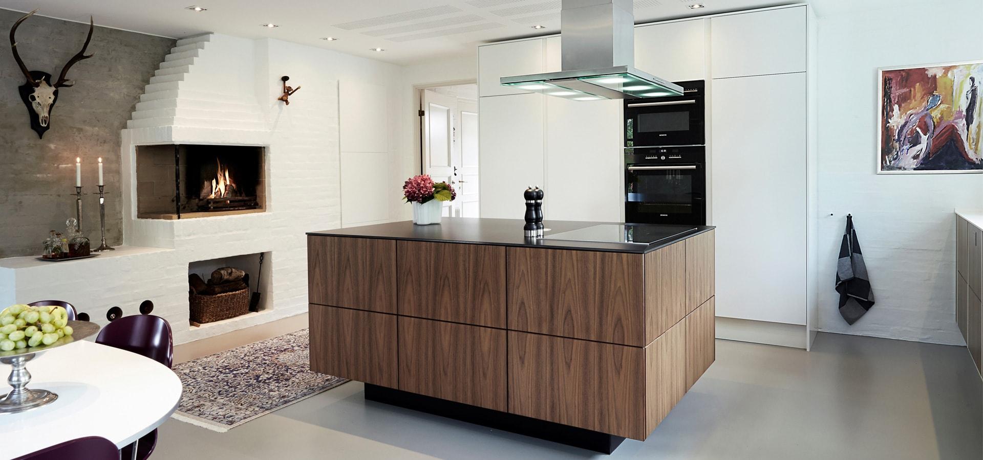 Picture of: Klassisk Kokken Design Lager Uden Greb Sonderborg Kokken